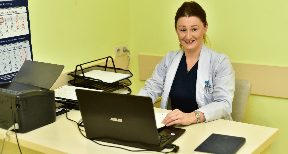 Лили Гварамадзе, MD