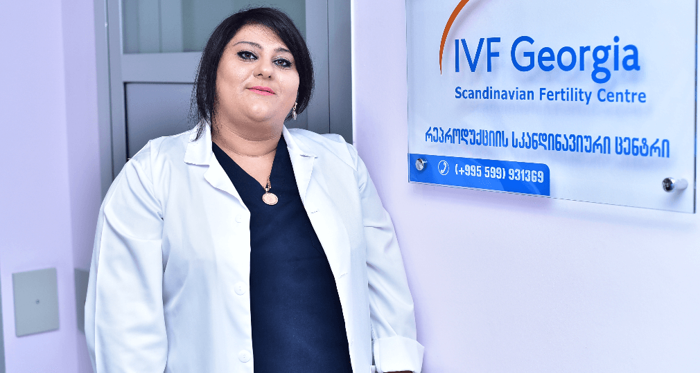 Angela Oganezova
