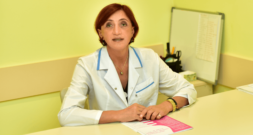 Ирма Рухадзе, MD